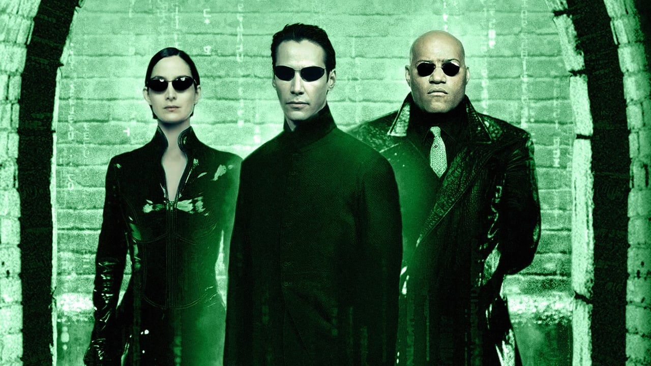 The Matrix Reloaded 3
