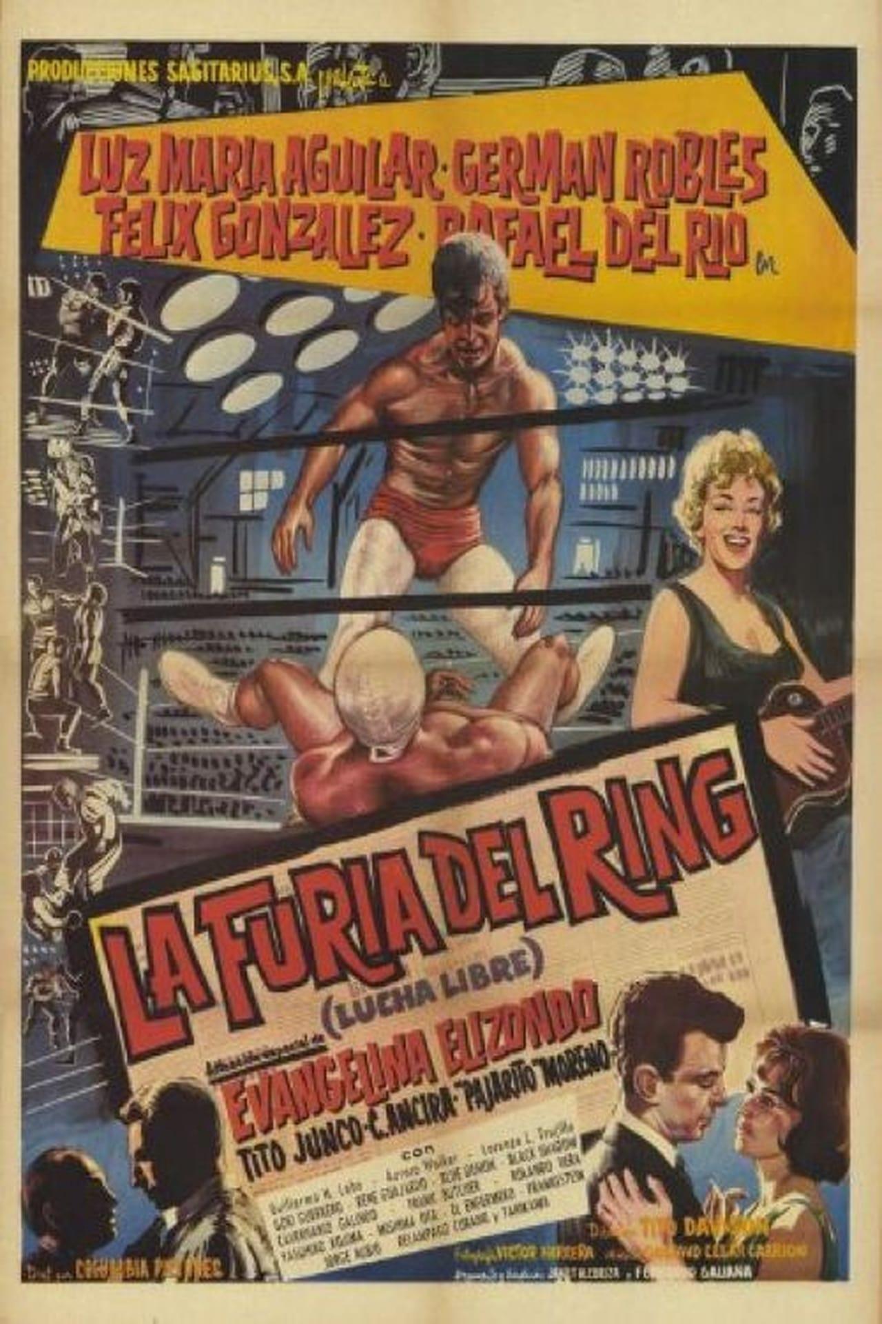 La furia del ring