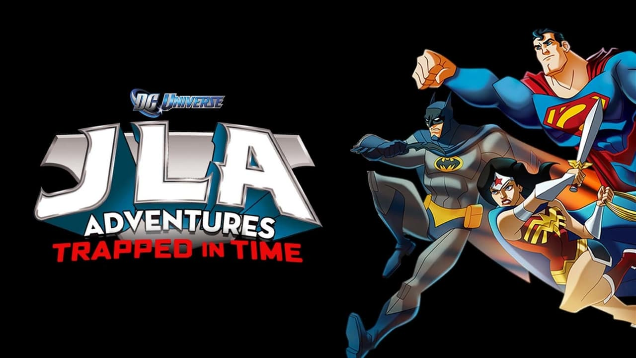 JLA Adventures: Trapped in Time 2