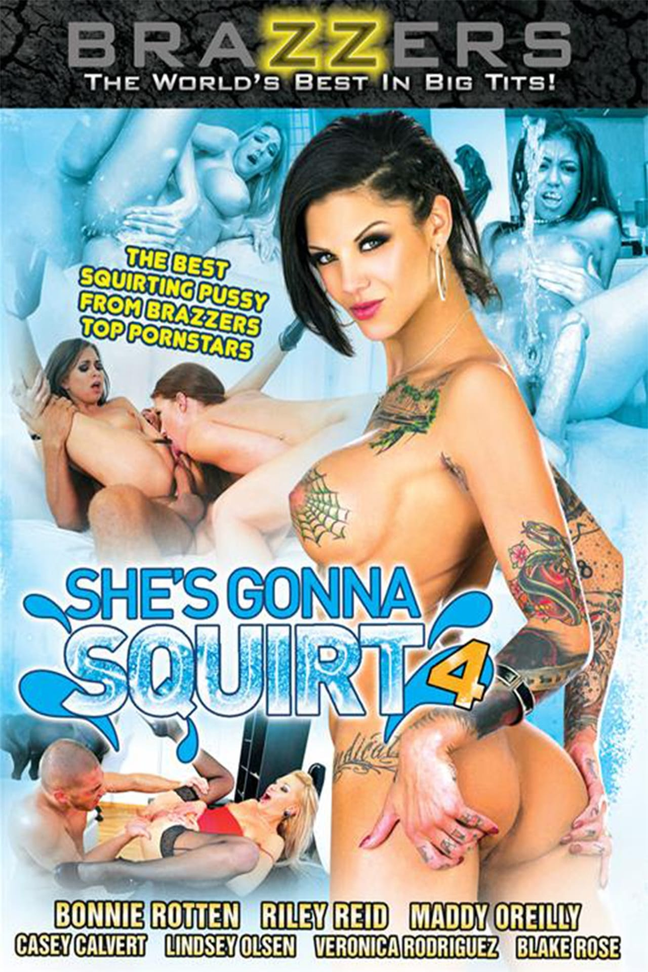 She's Gonna Squirt 4
