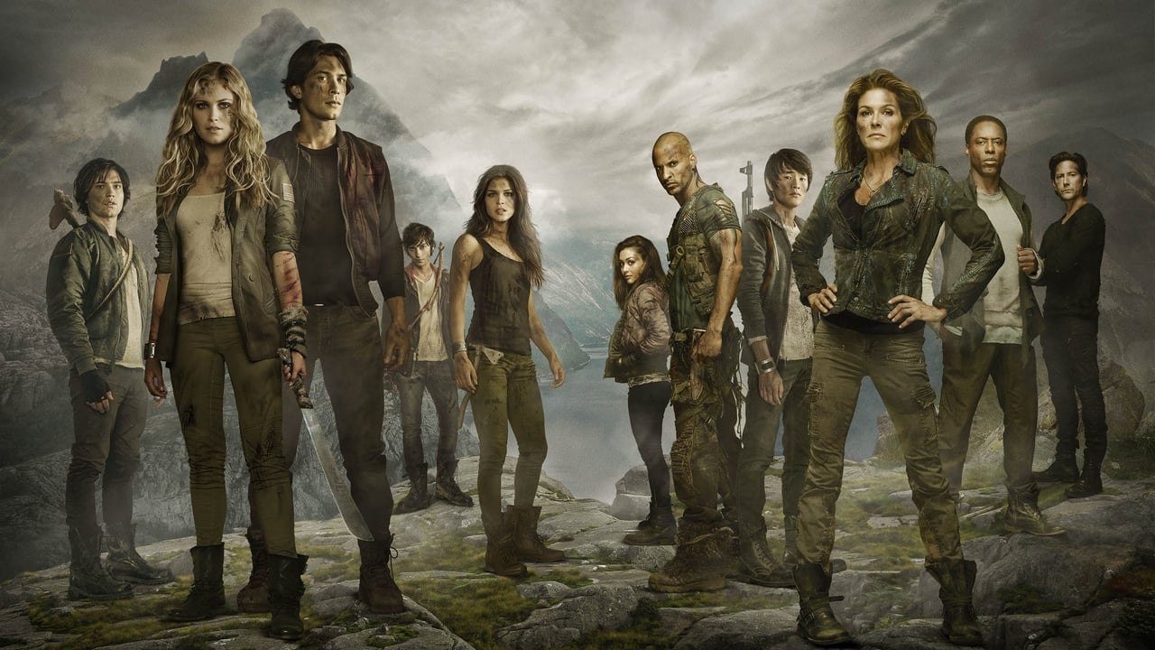 The 100 Season 1 Episode 12 : We Are Grounders, Part 1