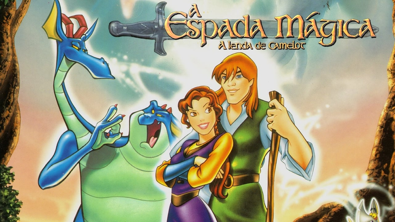 Quest for Camelot 4