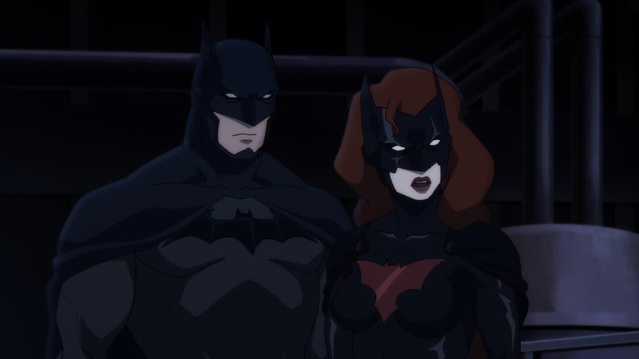 Batman: Bad Blood 1