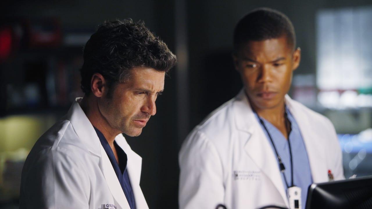 Grey's Anatomy - Season 10 Episode 6 : Map of You