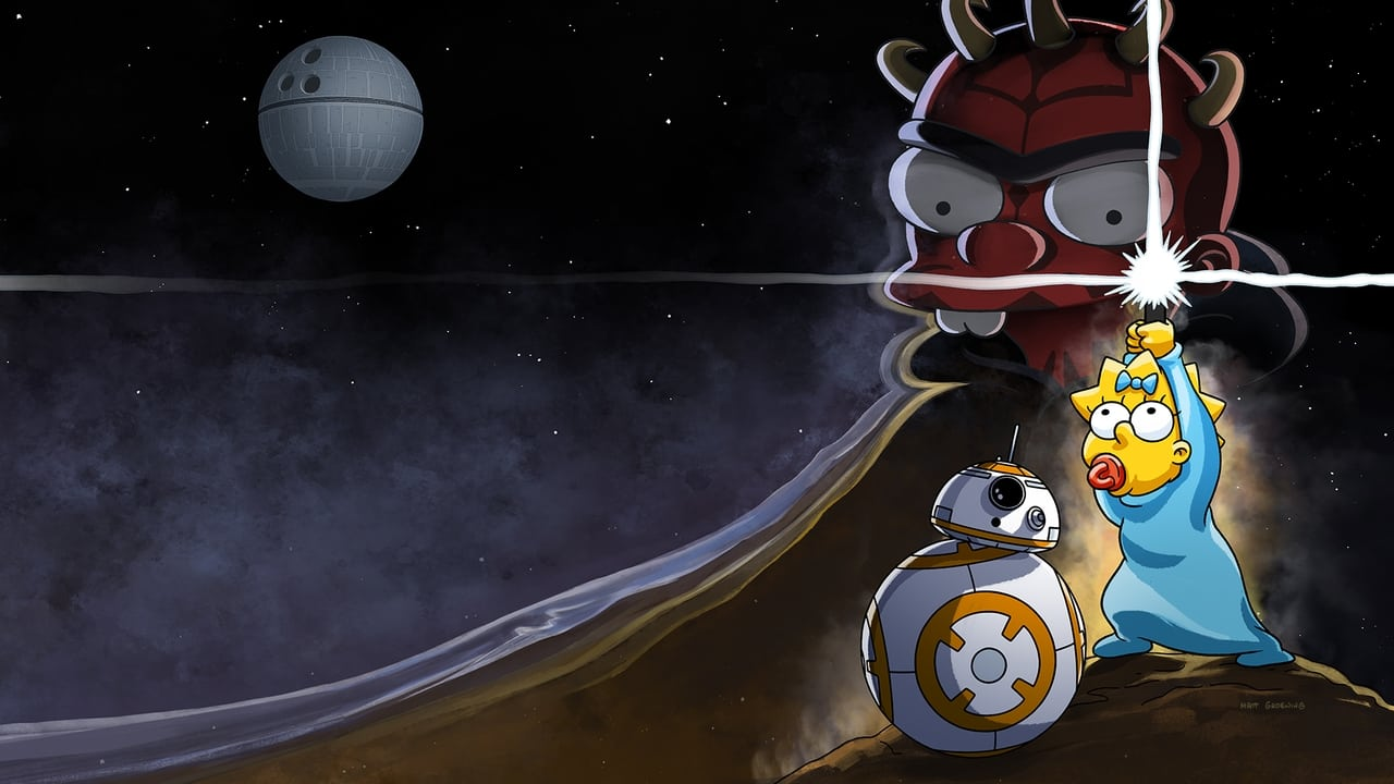 Maggie Simpson in The Force Awakens from Its Nap 4