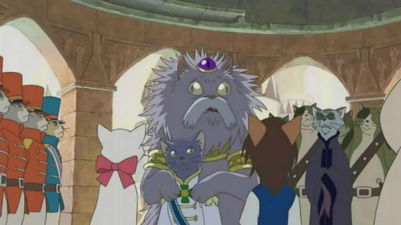 Neko no Ongaeshi (The Cat Returns)