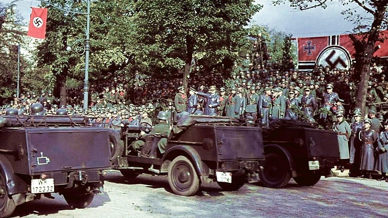 World War II In HD Colour