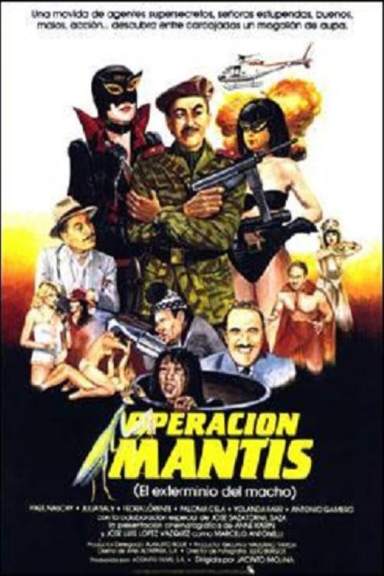 Operation Mantis
