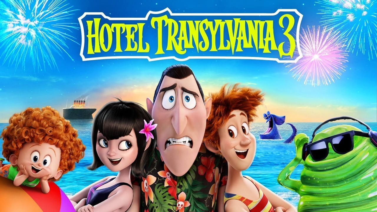Hotel Transylvania 3: Summer Vacation 5