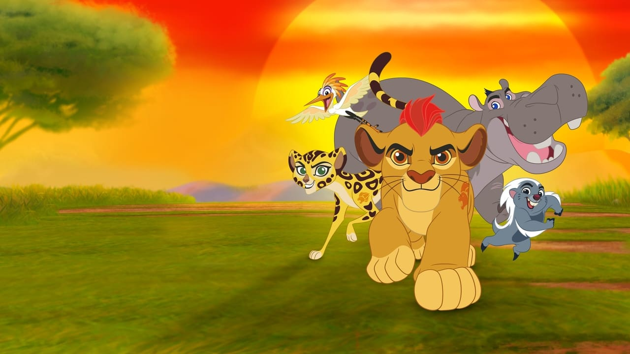 The Lion Guard: Return of the Roar 4