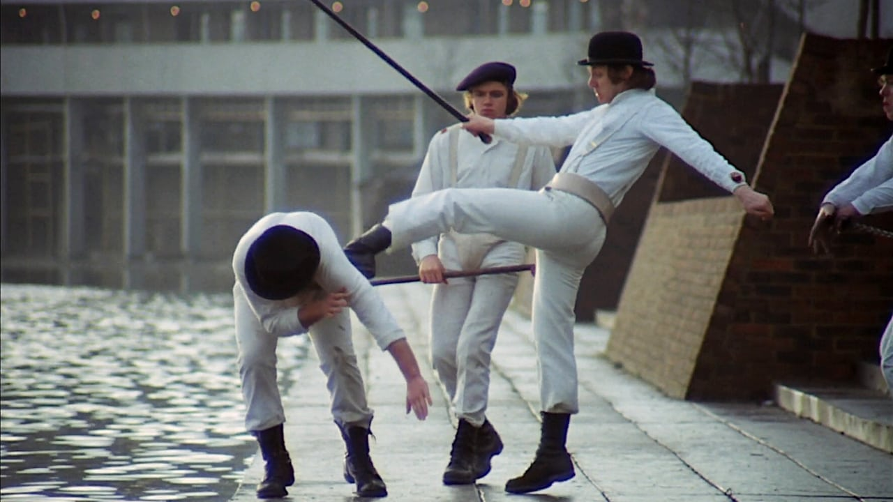 A Clockwork Orange 3