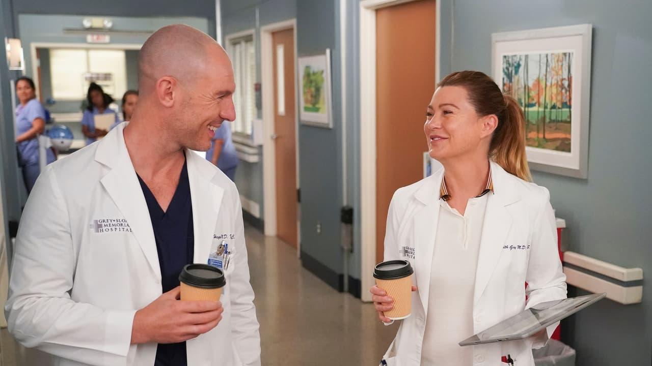 Grey's Anatomy - Season 18 Episode 3 : Hotter Than Hell