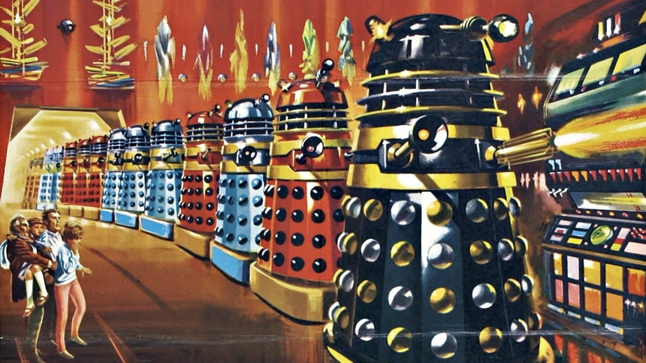 Dr. Who and the Daleks 3