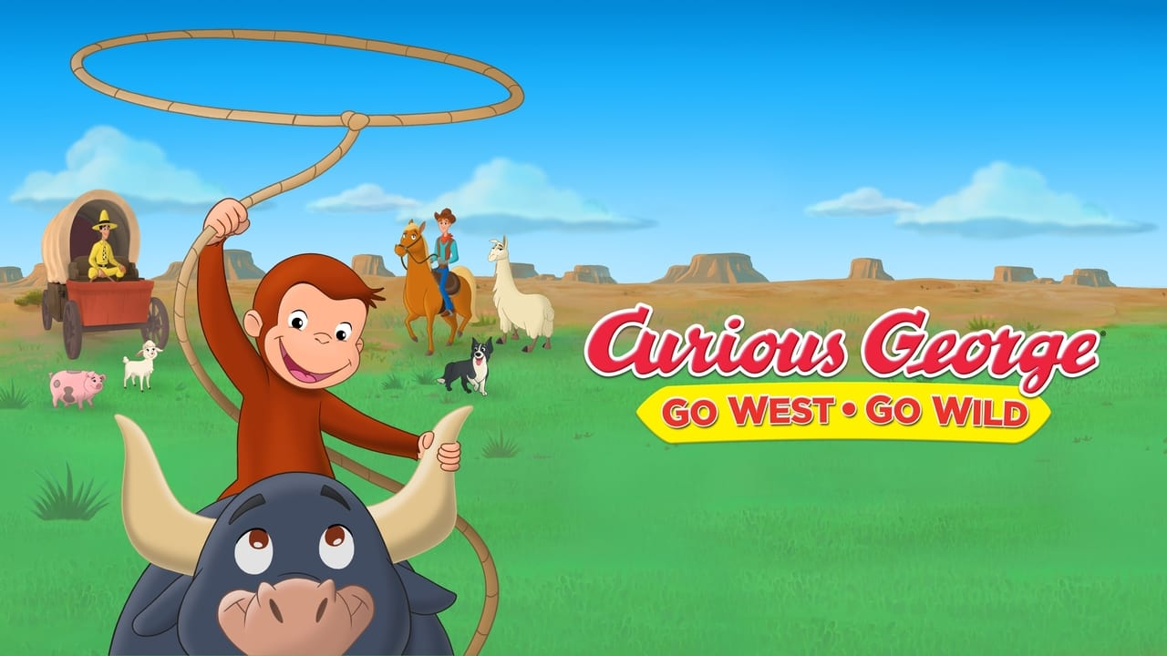 Curious George: Go West, Go Wild 2
