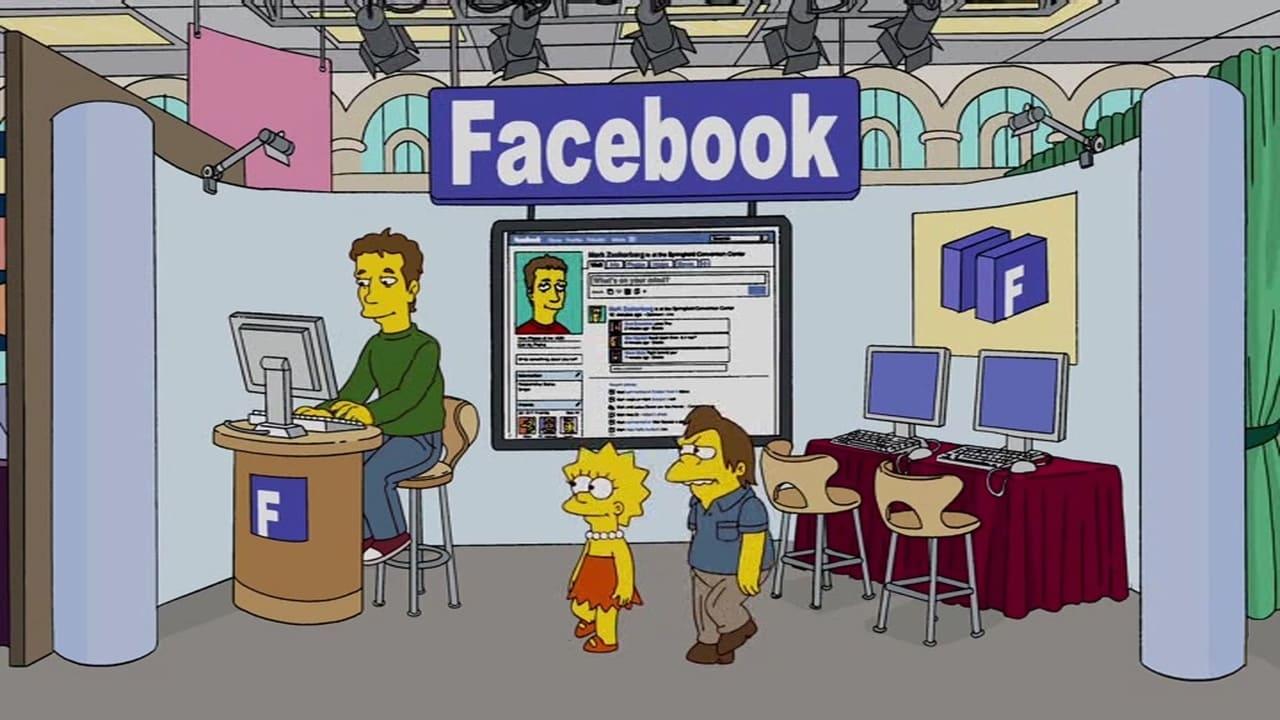 The Simpsons - Season 22 Episode 2 : Loan-a-Lisa