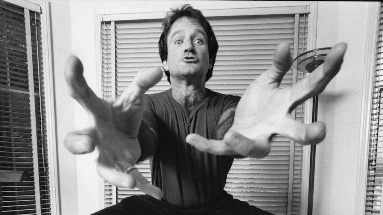 Robin Williams: Come Inside My Mind 5