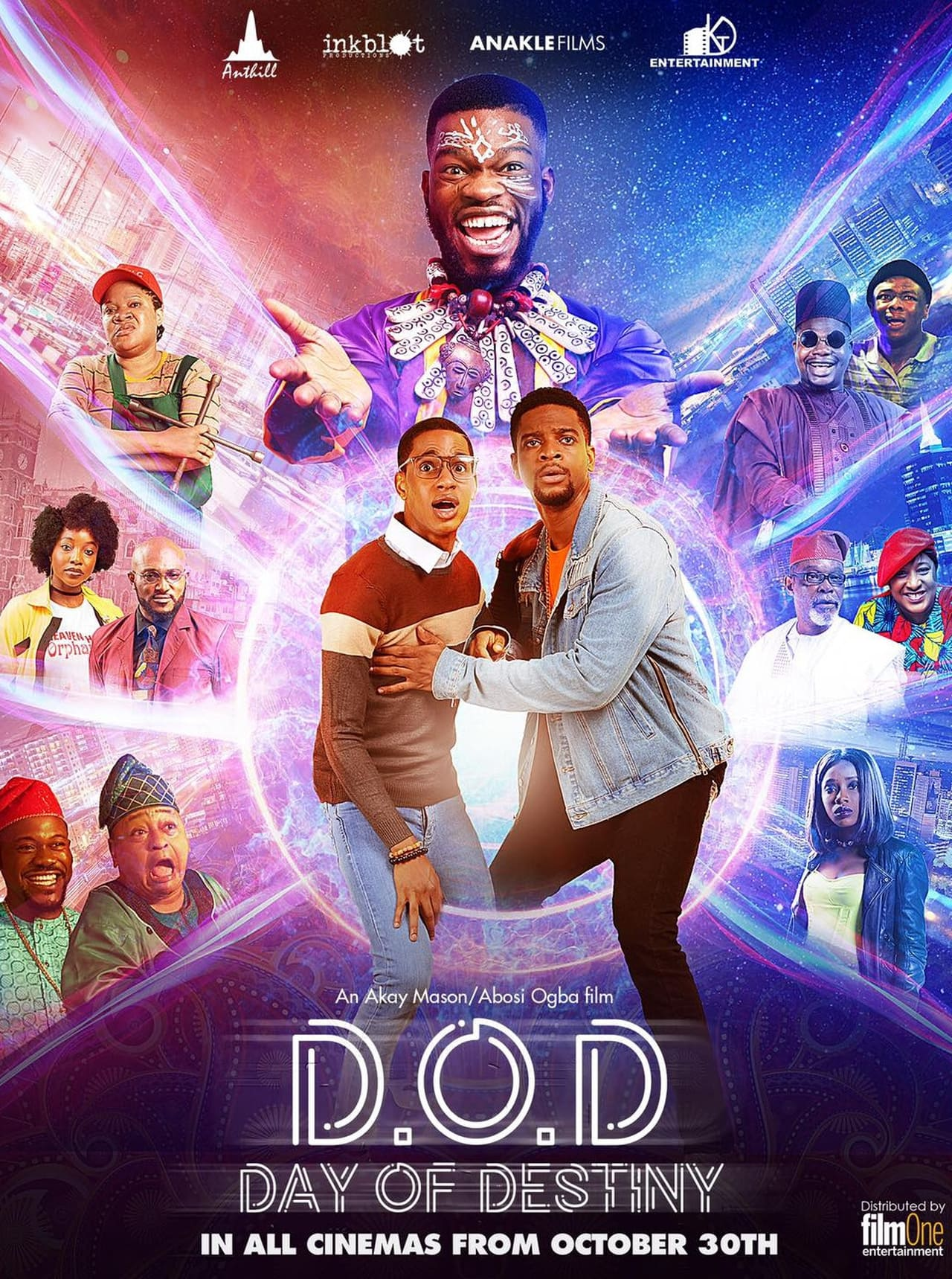 D.O.D.: Day of Destiny