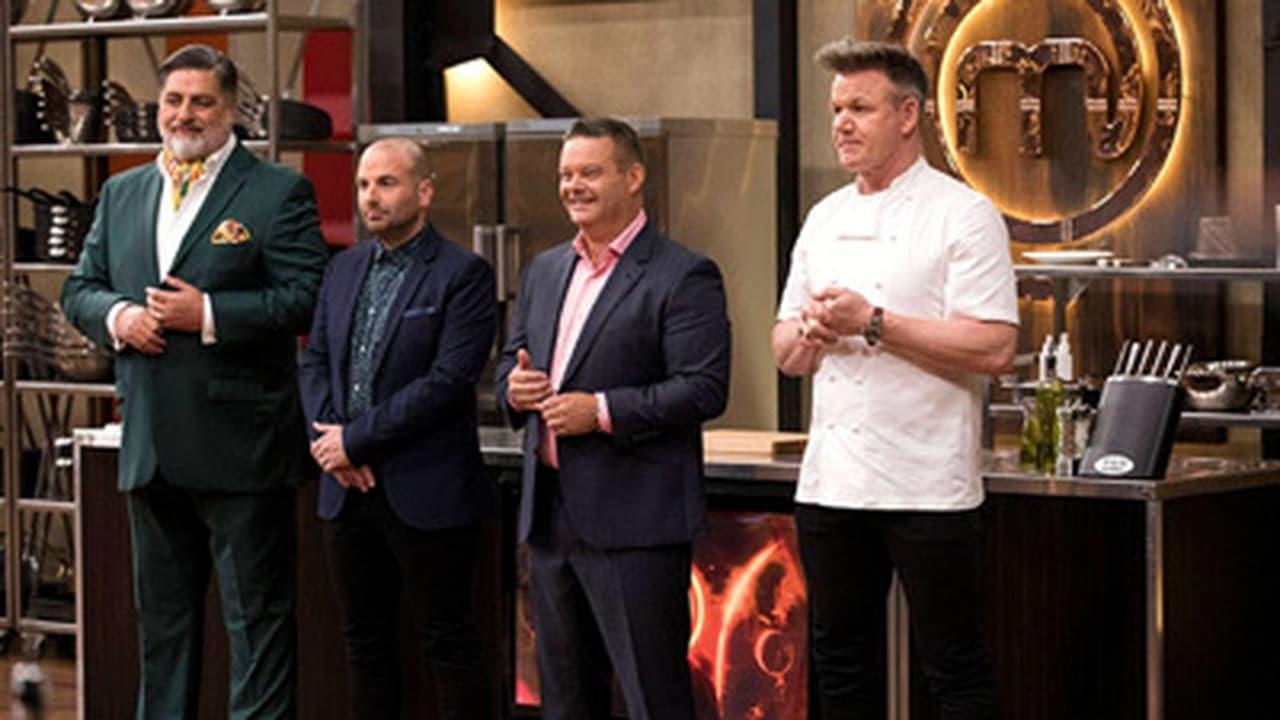 MasterChef Australia - Season 10 Episode 16 : Pressure Test - Gordon Ramsay
