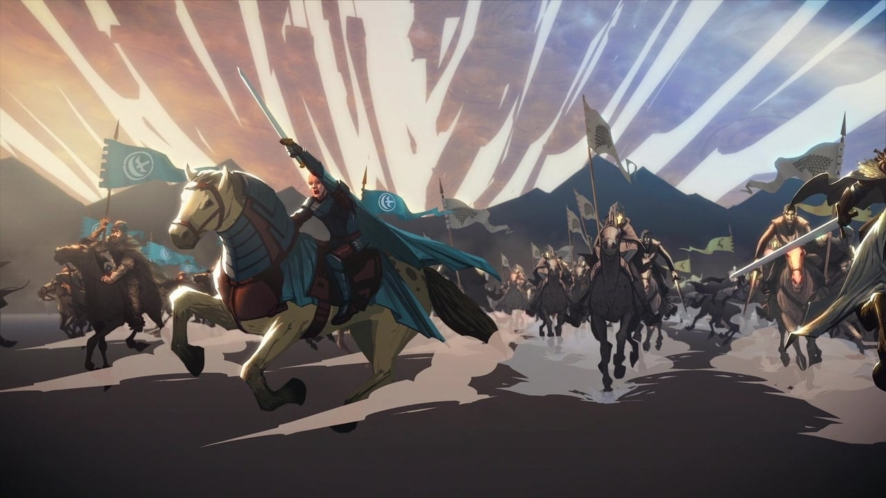 Game of Thrones - Conquest & Rebellion: An Animated History of the Seven Kingdoms 3