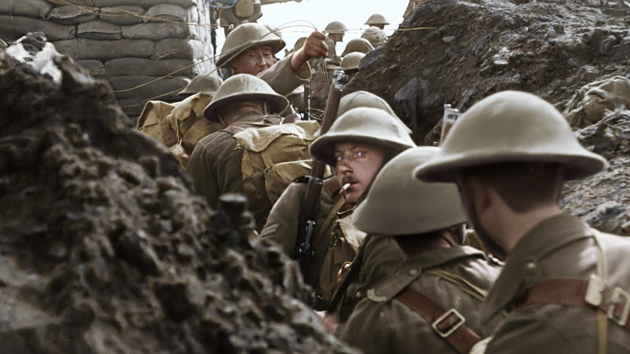 They Shall Not Grow Old Film Streaming VF