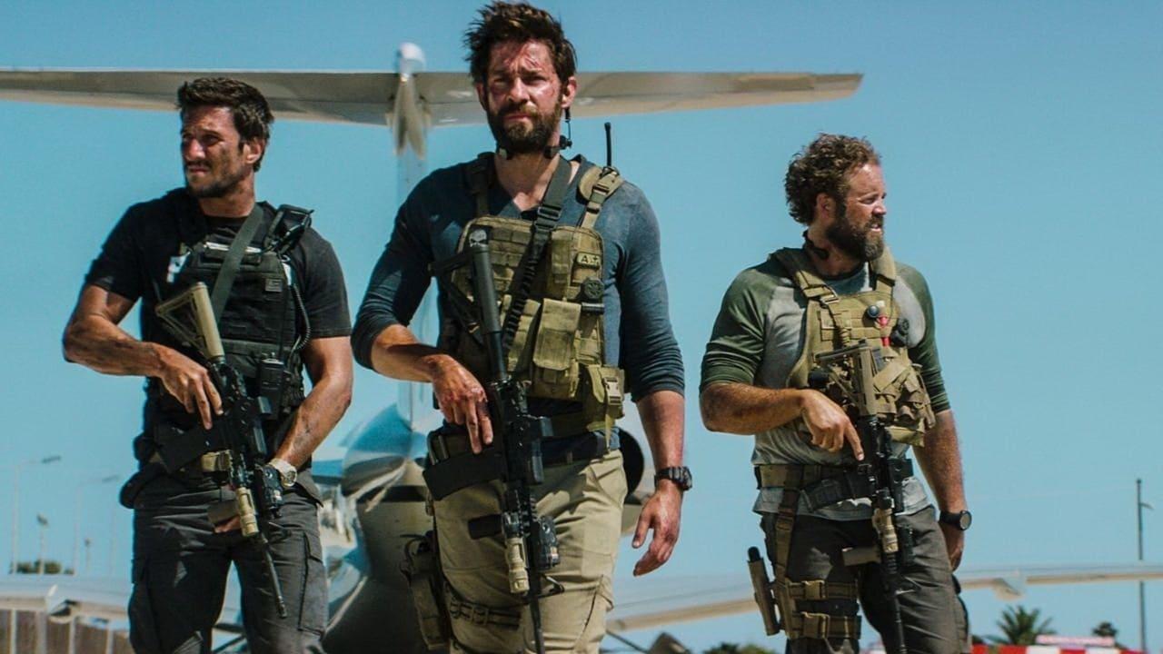 cover-13 Horas: Los soldados secretos de Bengasi