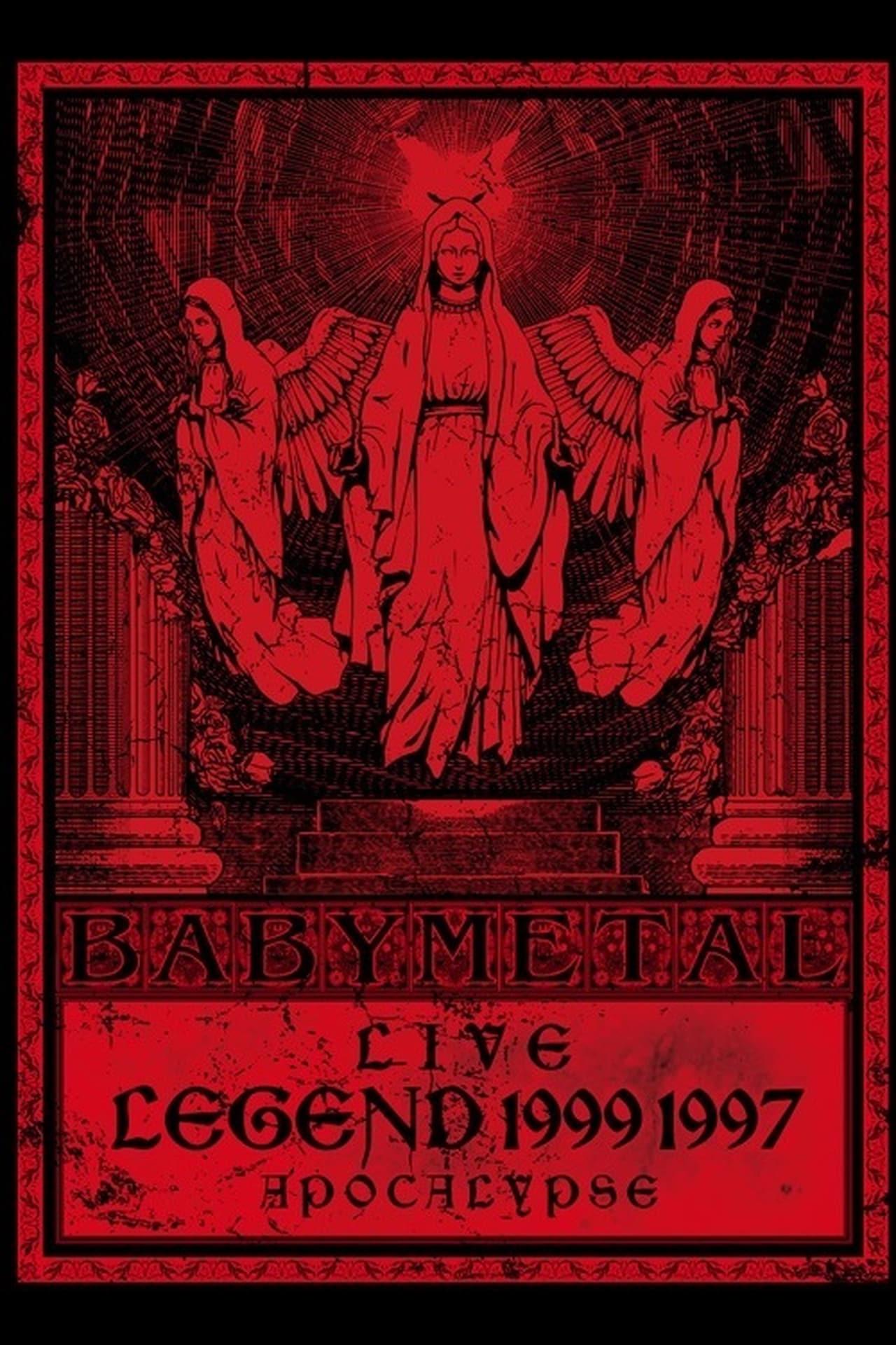 Babymetal - Live Legend 1999 Yuimetal & Moametal Seitansai