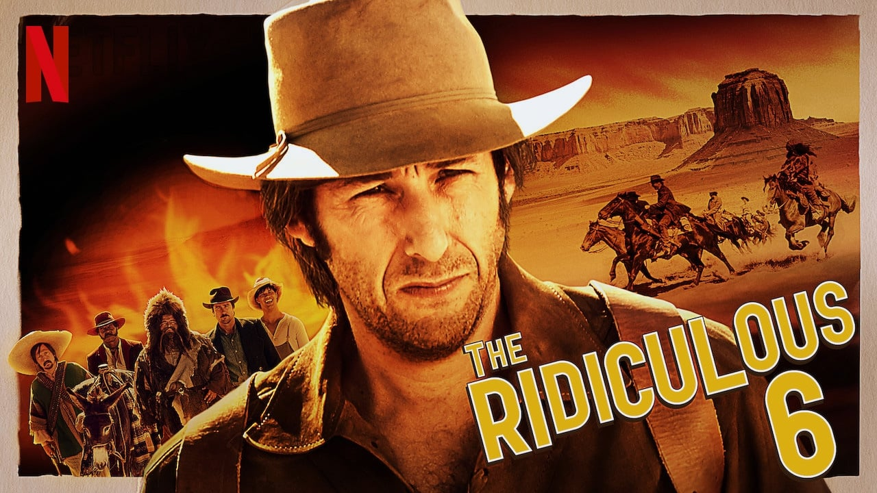 The Ridiculous 6 2