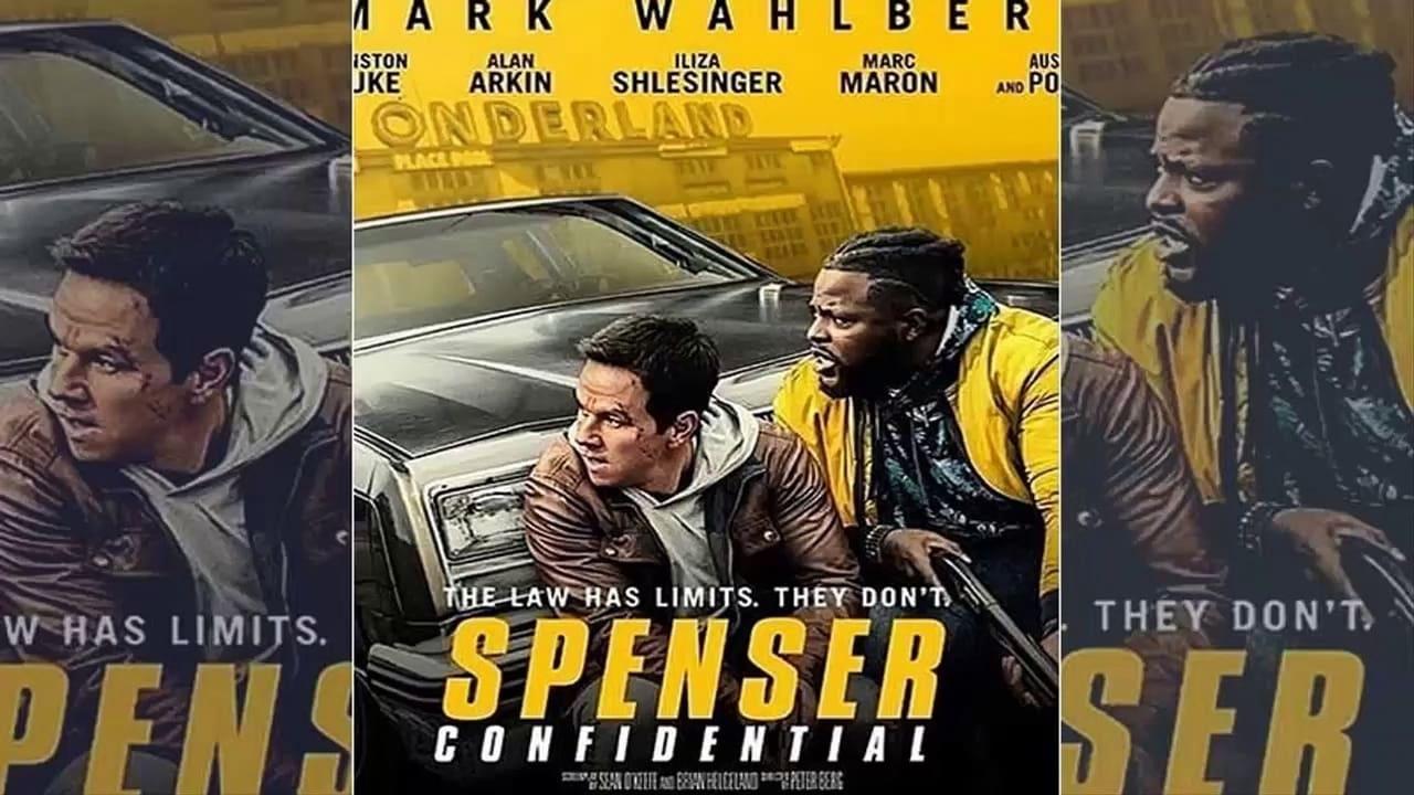 Spenser Confidential 3