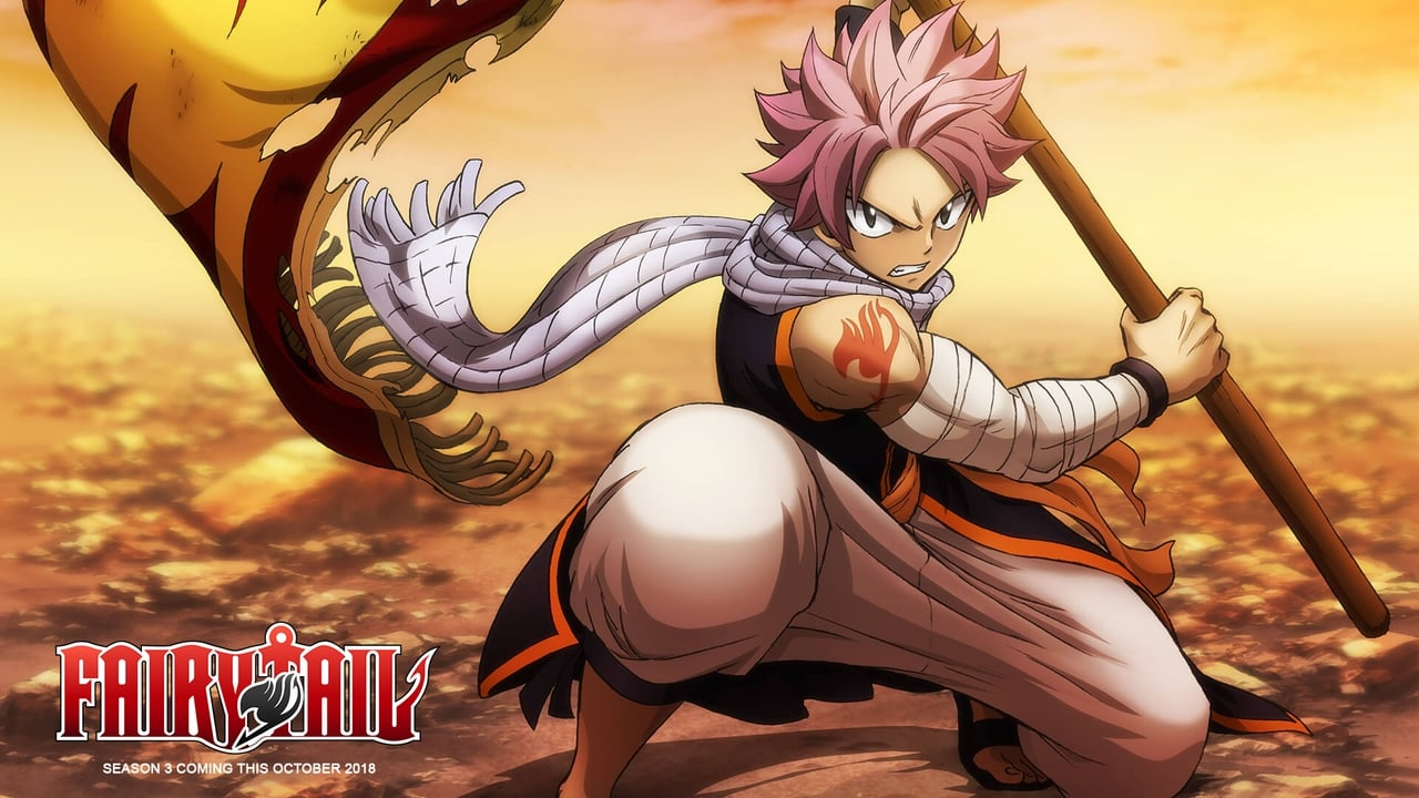 Fairy Tail Season 3 Episode 44 : Reborn Oración Seis Appears!