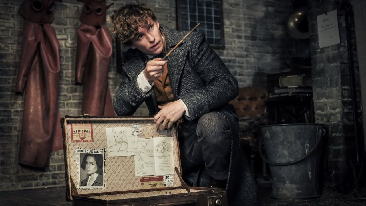 Fantastic Beasts: The Crimes of Grindelwald 4