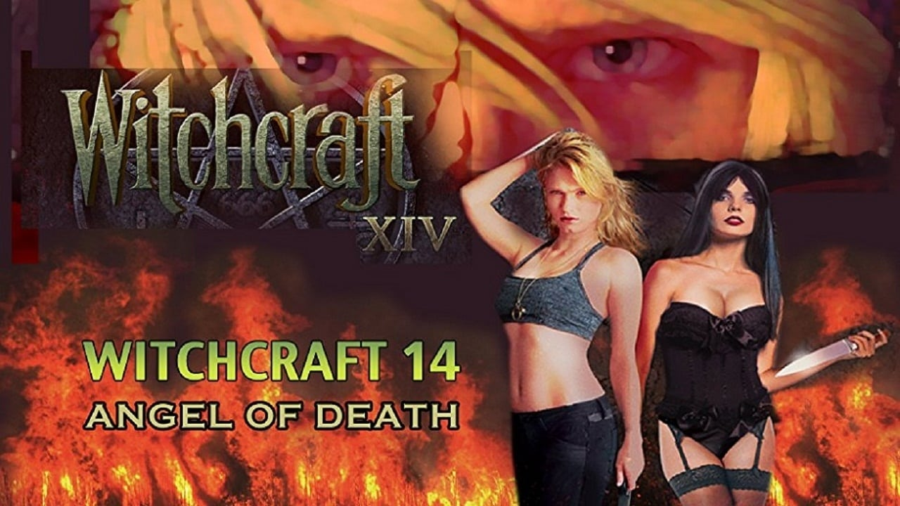 cover-Witchcraft XIV: Angel of Death