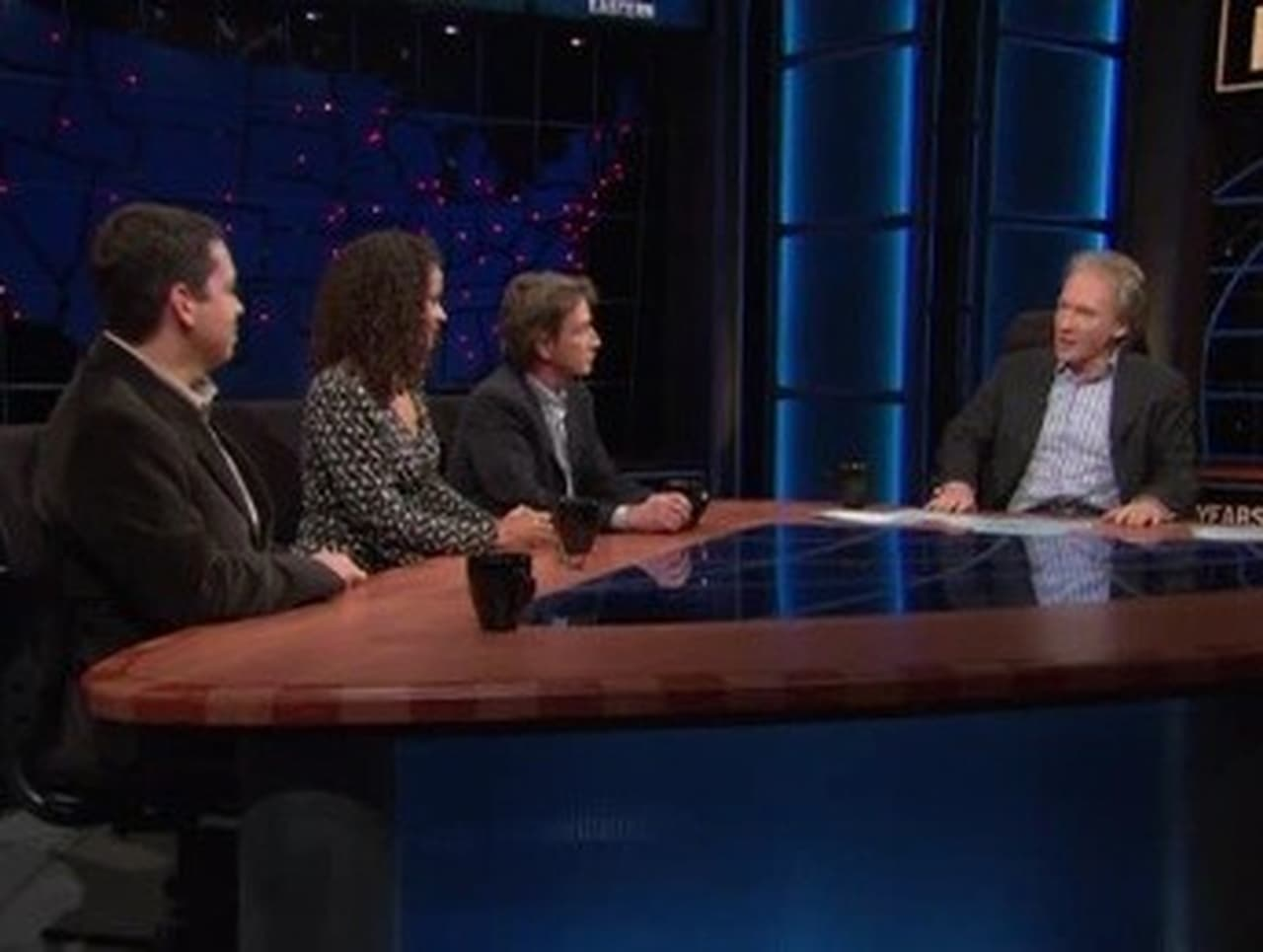 Real Time with Bill Maher - Season 5 Episode 24 : November 02, 2007
