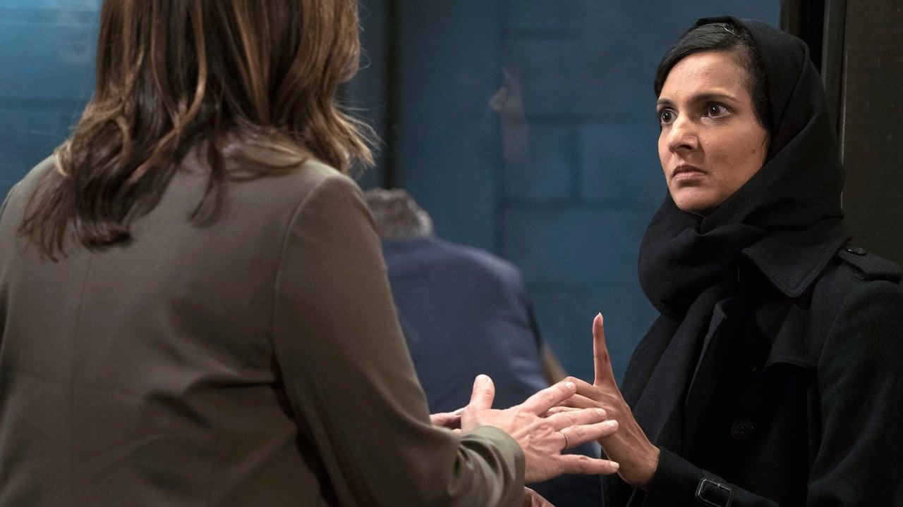 Law & Order: Special Victims Unit - Season 18 Episode 20 : American Dream (1)