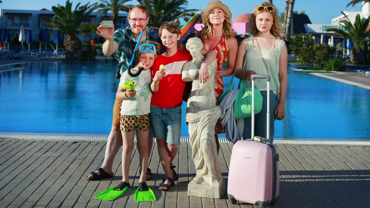 The Anderssons in Greece: All Inclusive