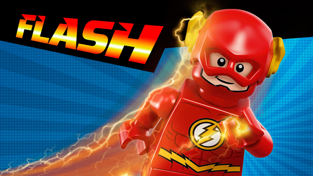 cover-Lego DC Comics Super Heroes: Flash
