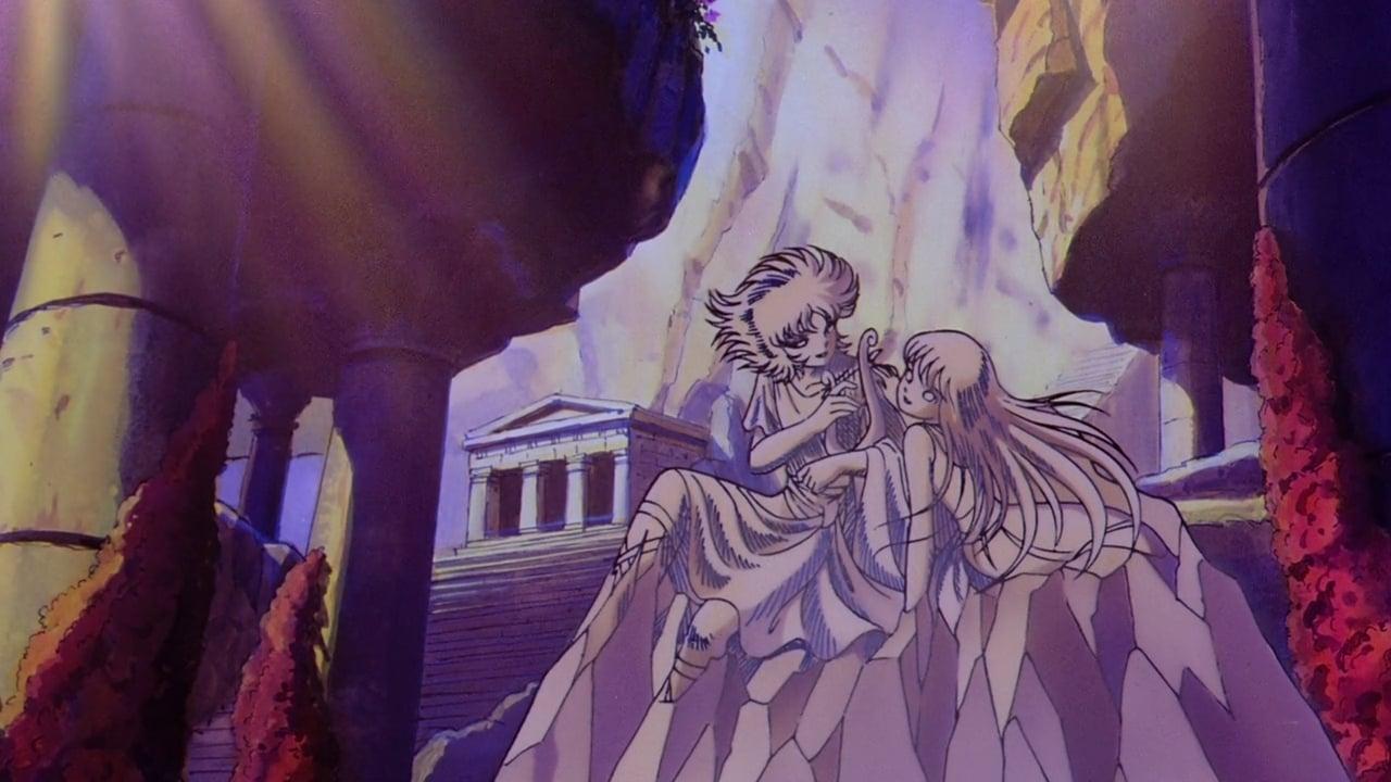 Saint Seiya: Legend of Crimson Youth 5