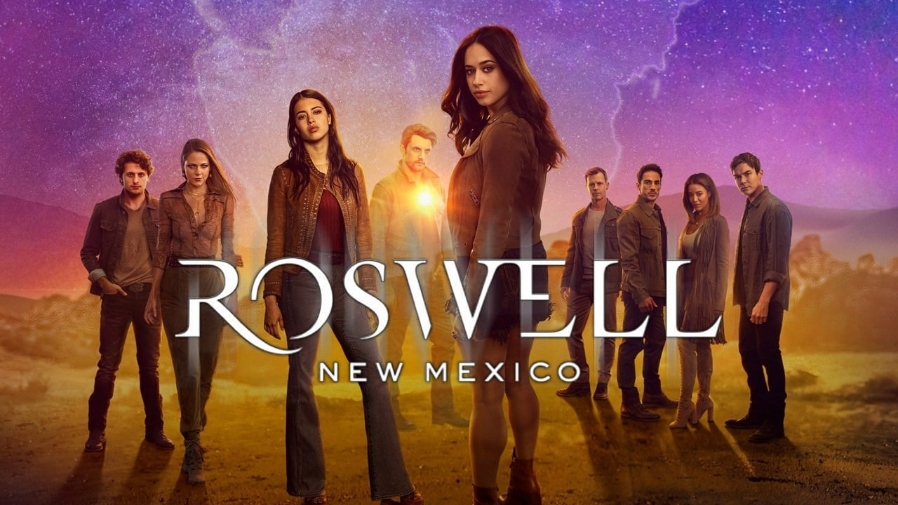 cover-Roswell, New Mexico