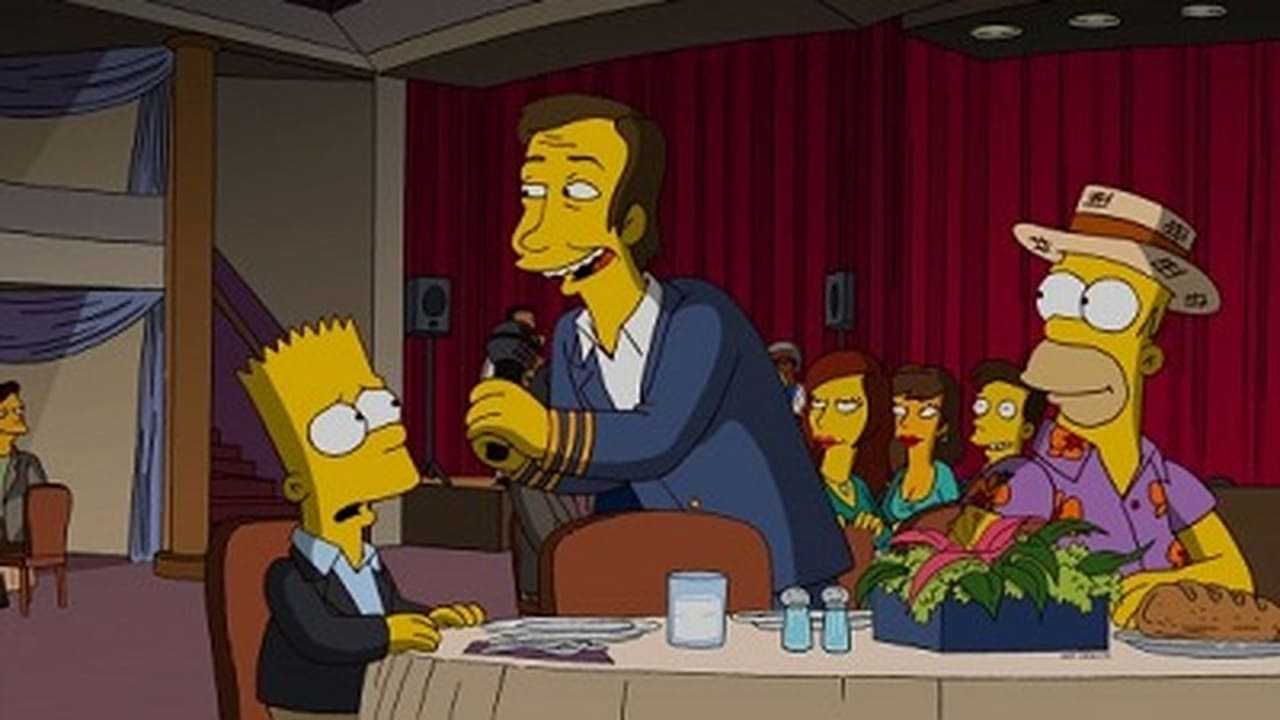 The Simpsons - Season 23 Episode 19 : A Totally Fun Thing That Bart Will Never Do Again