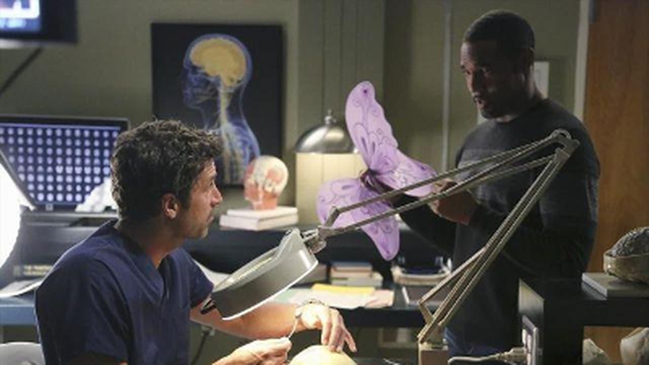 Grey's Anatomy - Season 10 Episode 7 : Thriller