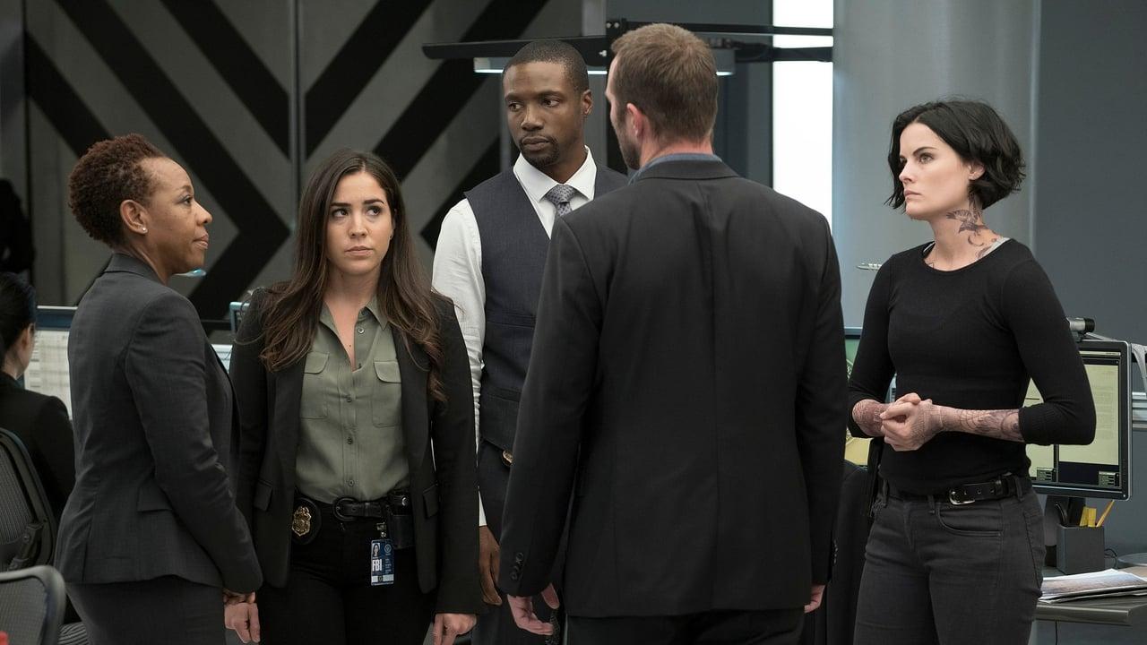 Blindspot - Season 1 Episode 8 : Persecute Envoys (2020)