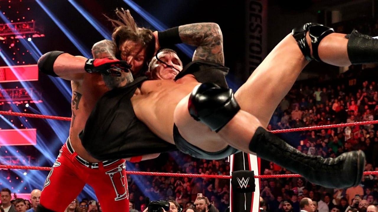 WWE Raw - Season 27 Episode 48 : December 2, 2019 (Nashville, TN)