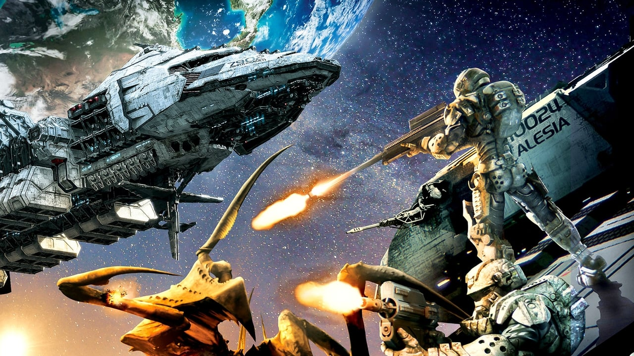 Starship Troopers: Invasion 2