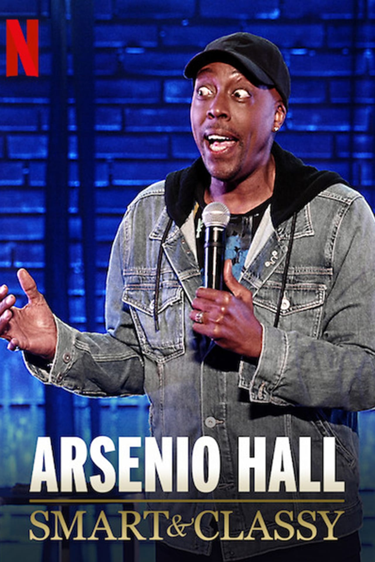 Arsenio Hall: Smart and Classy 123movies