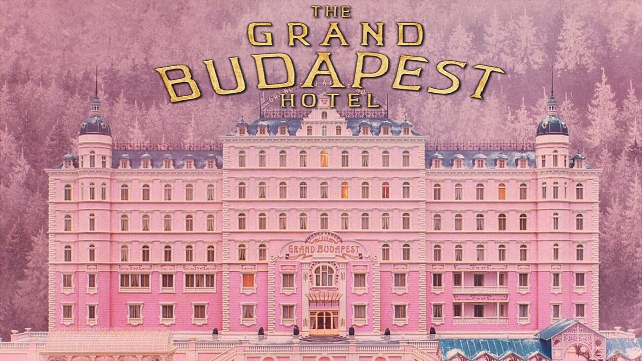 The Grand Budapest Hotel backdrop