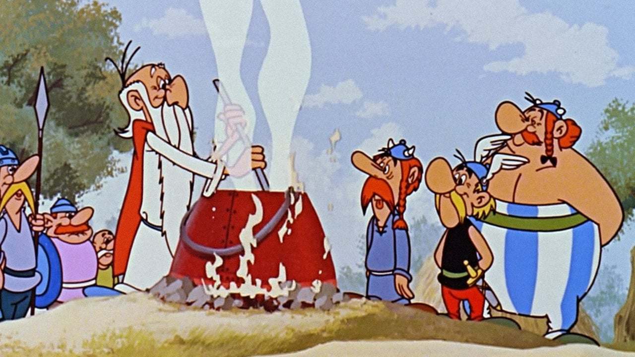 Asterix the Gaul 2
