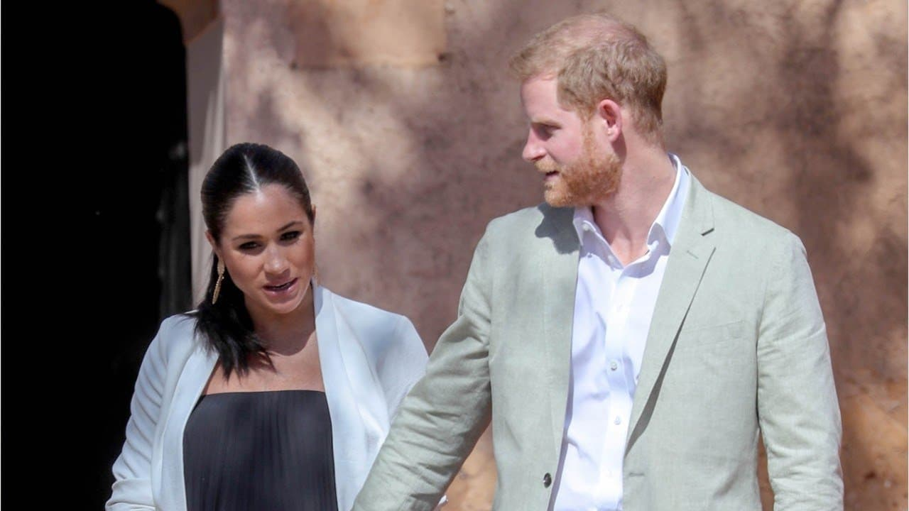 Meghan & Harry: A Royal Baby Story (2019)