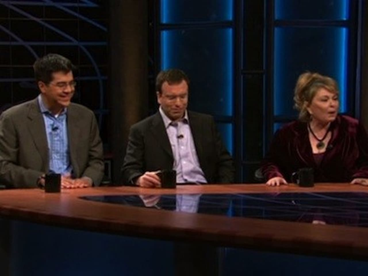 Real Time with Bill Maher - Season 5 Episode 4 : March 09, 2007
