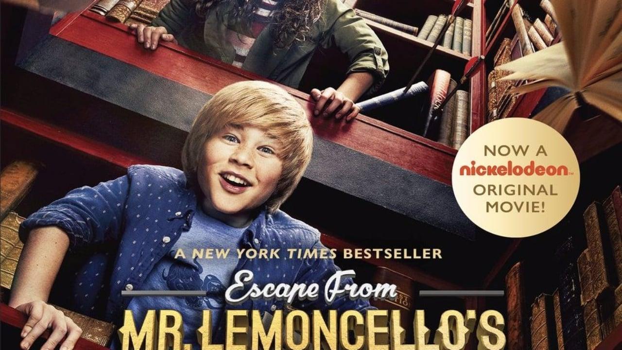cover-Escapa de la biblioteca del Sr. Lemonchelo