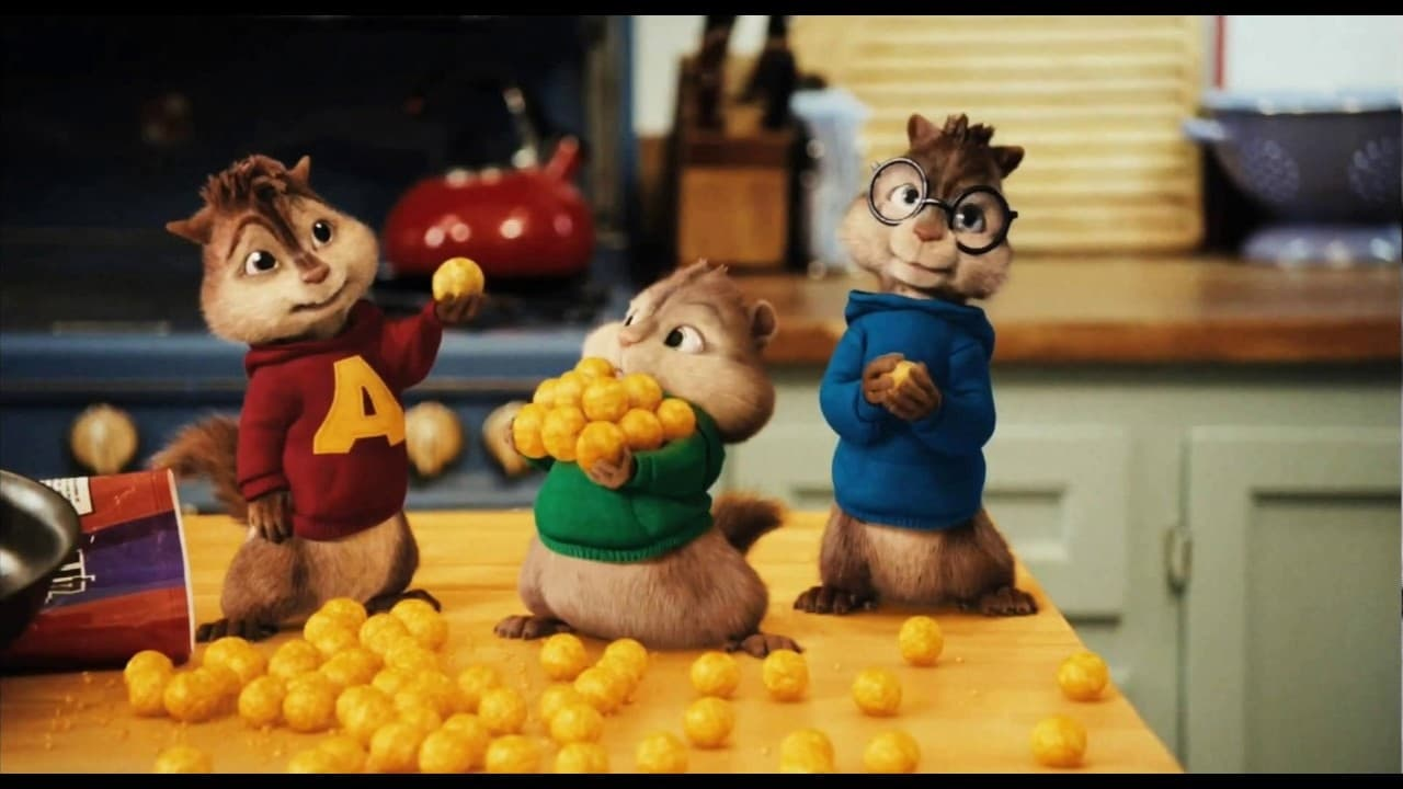 Alvin and the Chipmunks: The Squeakquel 3