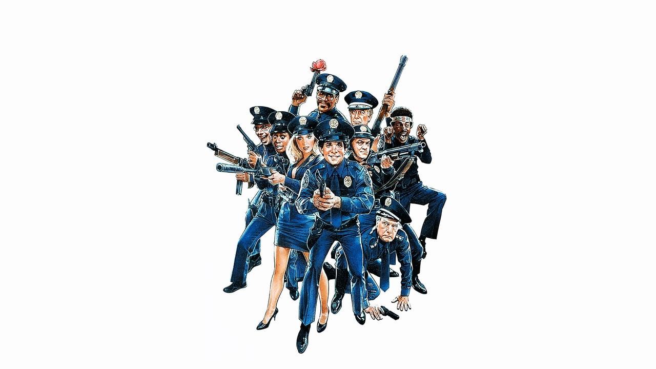 cover-Loca academia de policía 2: Su primera misión